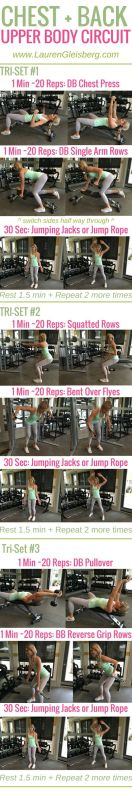 Work It Out Chest and Back
