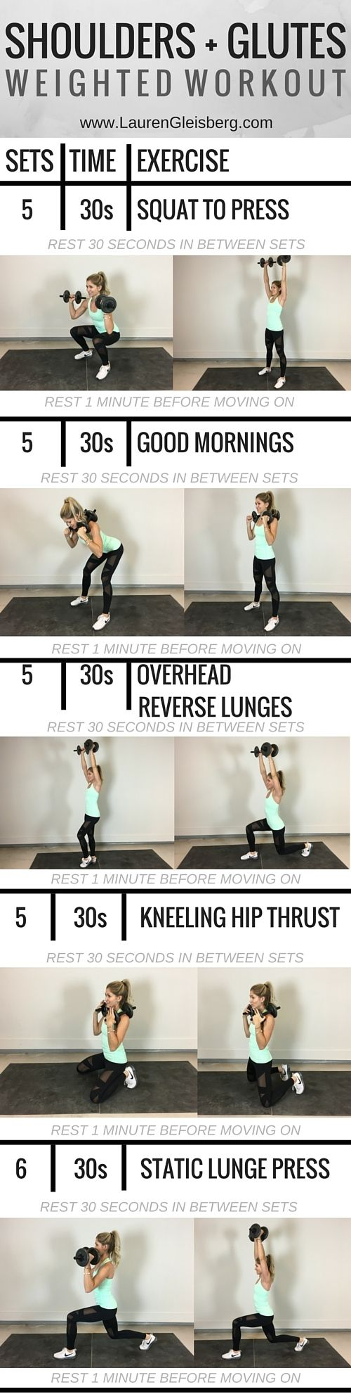 Work It Out Shoulders & Glutes